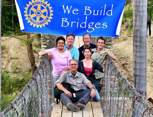 Rotary Club of Newport News visits Haiti in conjunction with Bridges 2 Prosperity