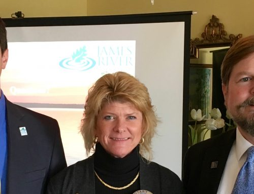 Rotary Club of Newport News Hosts James River Association