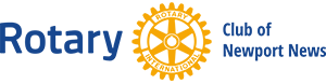 Rotary Club of Newport News Logo