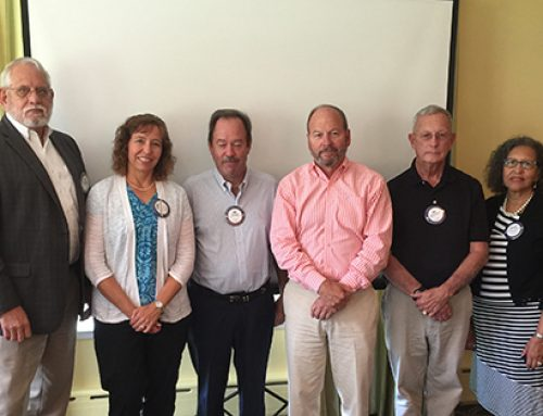 Rotary Club of Newport News Recognizes Achievements of Paul Harris Fellows